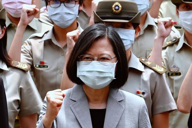 Vị trí của vũ lực quân sự trong căng thẳng Mỹ-Trung về Đài Loan? - Ảnh 1.
