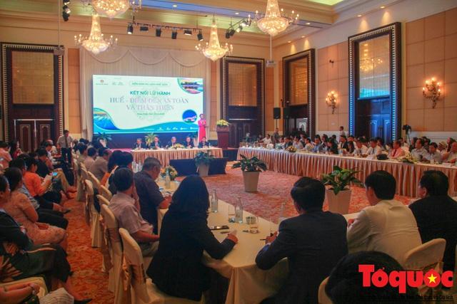 Thừa Thiên Huế tổ chức diễn đàn du lịch, bàn cách đưa du khách trở lại sau dịch Covid-19 - Ảnh 2.