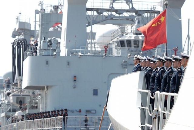 Giới chuyên gia nhất trí về dự đoán ngân sách quân sự Trung Quốc - Ảnh 1.
