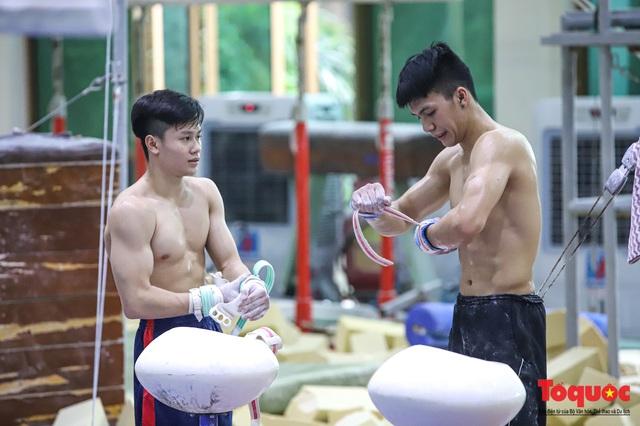 Các vận động viên tập luyện xuyên mùa COVID-19, chuẩn bị sẵn sàng cho các giải đấu khi dịch bệnh kết thúc. - Ảnh 2.