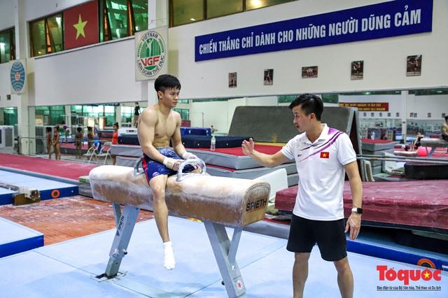 Các vận động viên tập luyện xuyên mùa COVID-19, chuẩn bị sẵn sàng cho các giải đấu khi dịch bệnh kết thúc. - Ảnh 3.