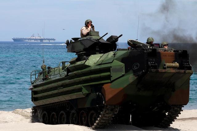 Đọ sức với Trung Quốc: Mỹ trở lại mạnh mẽ hơn, thần tốc kho vũ khí sau khi ra khỏi hiệp ước INF - Ảnh 1.