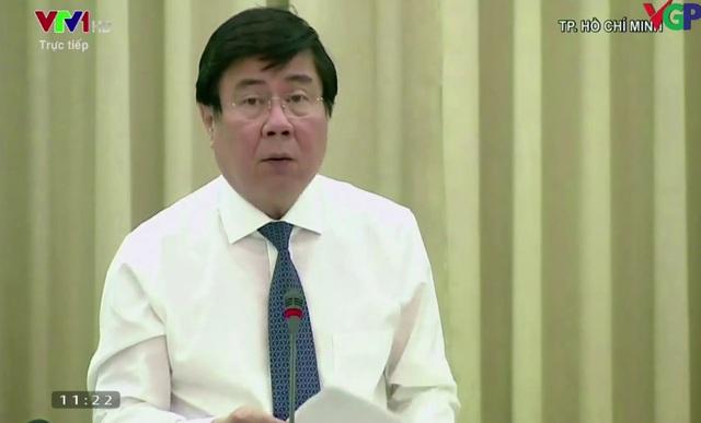 Chủ tịch UBND TP HCM: Đây là thời cơ vàng để khơi dậy tinh thần, chung sức vượt qua khó khăn để bứt phá vươn lên - Ảnh 2.