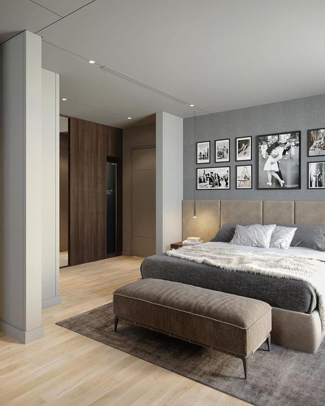 MC Thành Trung hé lộ không gian sống trong penthouse - Ảnh 6.
