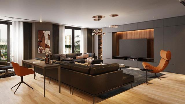 MC Thành Trung hé lộ không gian sống trong penthouse - Ảnh 7.