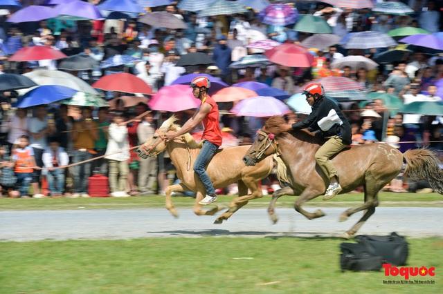 """Độc đáo giải đua ngựa thồ và những kị sĩ """"chân đất"""" ở Bắc Hà - Ảnh 15."""