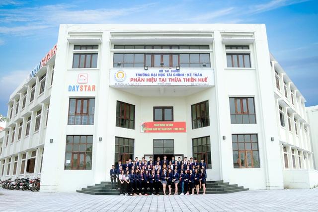 Trường Đại học Tài chính - Kế toán chính thức công bố đề án tuyển sinh năm 2020 - Ảnh 2.