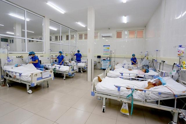 Bệnh viện Trung ương Huế đạt giải thưởng Platinum của Hội Đột quỵ Thế giới - Ảnh 2.