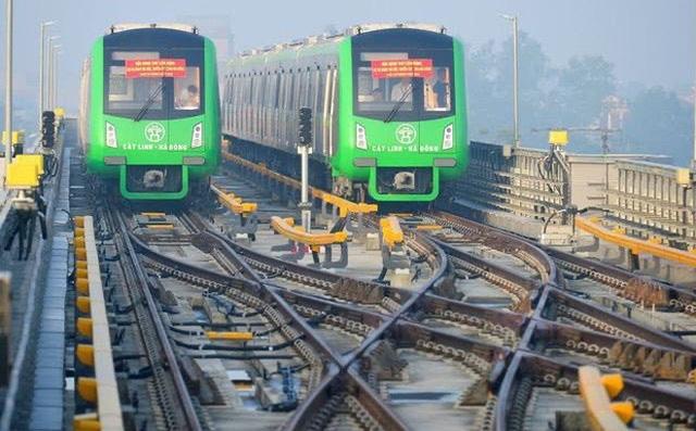 Thủ tướng yêu cầu đưa vào khai thác đường sắt Cát Linh - Hà Đông trong năm 2020 - Ảnh 1.