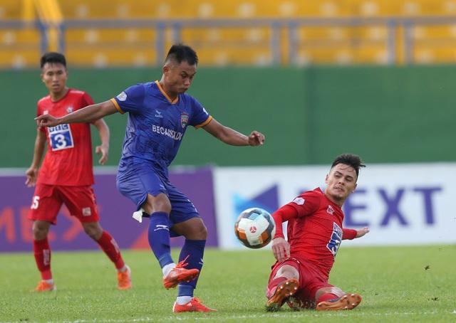Vòng 5 V-League 2020: Cuộc tăng tốc của các đội bóng - Ảnh 1.