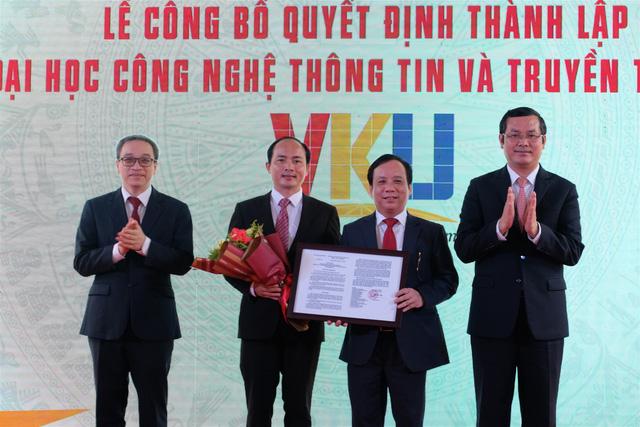 Trường Đại học Công nghệ Thông tin và Truyền thông Việt - Hàn là thành viên thứ 6 của Đại học Đà Nẵng - Ảnh 1.