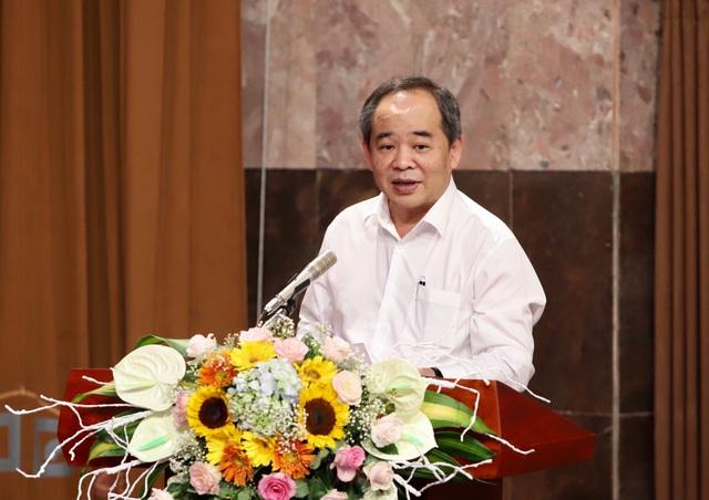 Thứ trưởng Lê Khánh Hải: Báo chí đồng hành cùng ngành xây dựng và phát triển văn hóa - Ảnh 1.