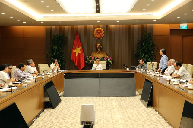 Phó Thủ tướng yêu cầu: Biên soạn bộ Quốc sử, Quốc chí phải đặt chất lượng lên hàng đầu - Ảnh 1.