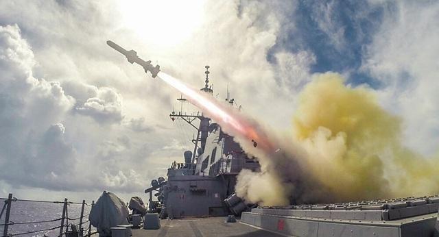 Bất chấp Trung Quốc, Đài Loan để mắt tới tên lửa chống hạm Mỹ - Ảnh 1.