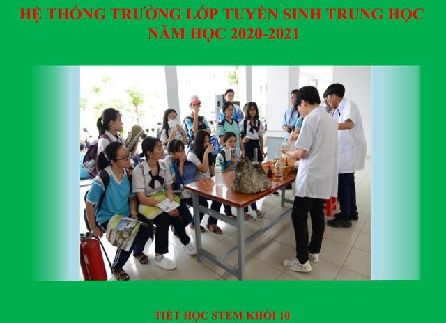 TP.HCM công bố chỉ tiêu tuyển sinh vào lớp 10 THPT năm học 2020-2021 - Ảnh 1.