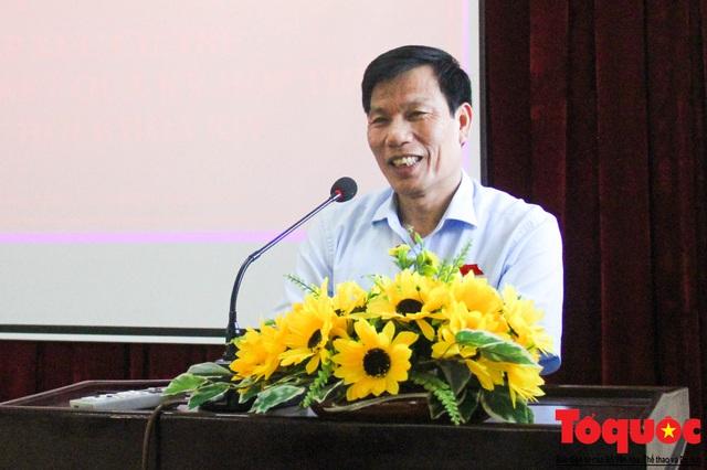 """Bộ trưởng Nguyễn Ngọc Thiện: """"Nhiều nước trên thế giới mơ ước được như Việt Nam"""" - Ảnh 1."""