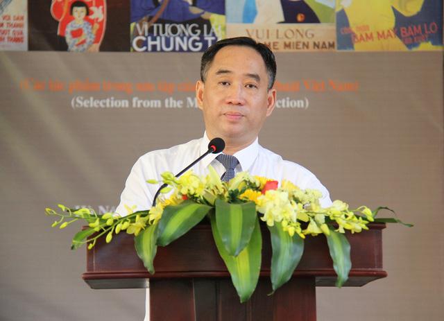 Bảo tàng Mỹ thuật Việt Nam giới thiệu 30 tranh cổ động trong giai đoạn từ 1958 đến 1986 - Ảnh 2.