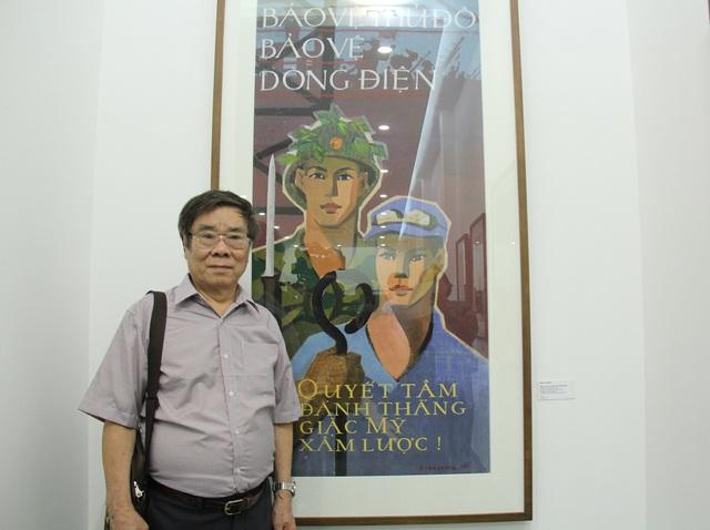 Bảo tàng Mỹ thuật Việt Nam giới thiệu 30 tranh cổ động trong giai đoạn từ 1958 đến 1986 - Ảnh 4.