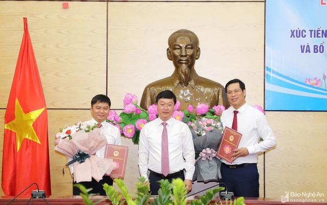Nhân sự mới tỉnh Nghệ An, Quảng Trị, Yên Bái, Tây Ninh - Ảnh 2.