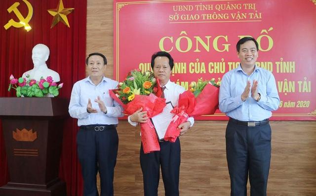Nhân sự mới tỉnh Nghệ An, Quảng Trị, Yên Bái, Tây Ninh - Ảnh 1.