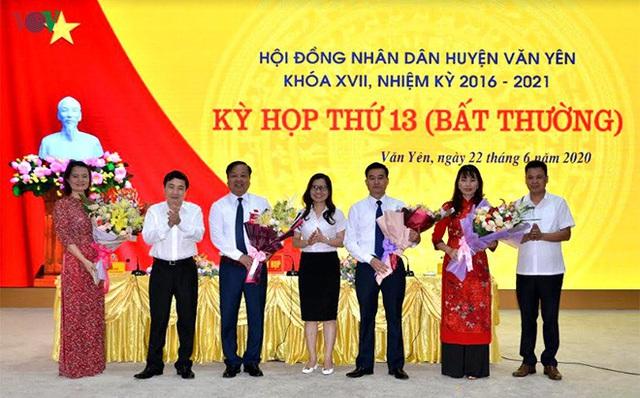 Nhân sự mới tỉnh Nghệ An, Quảng Trị, Yên Bái, Tây Ninh - Ảnh 3.