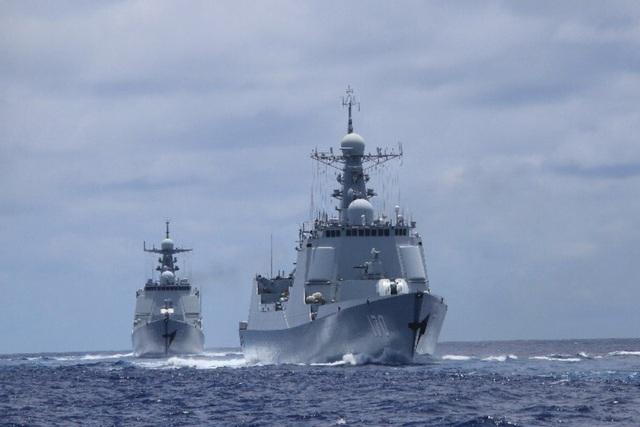 Chuyên gia Trung Quốc hé lộ lí do nguy cơ đụng độ quân sự Mỹ-Trung đang gia tăng hơn bao giờ hết - Ảnh 1.
