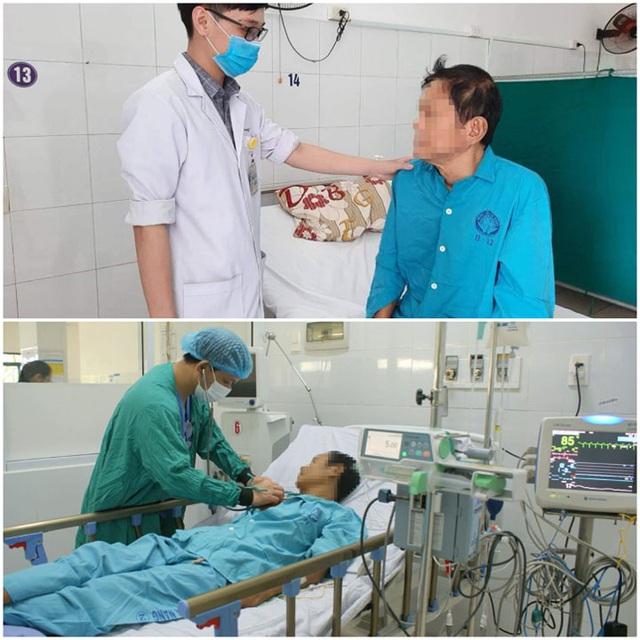 Ghép thận thành công cho 2 bệnh nhân suy thận mạn giai đoạn cuối - Ảnh 2.