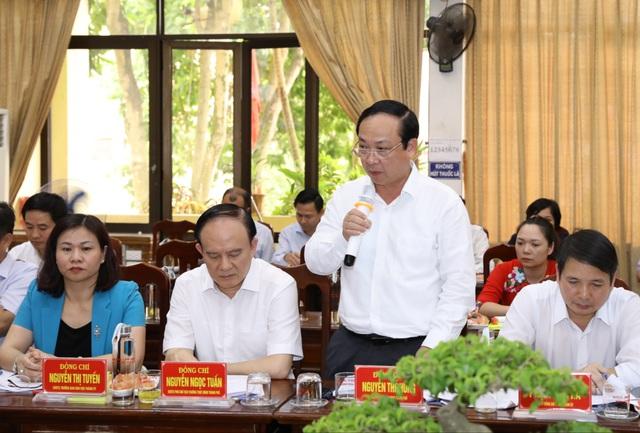"""Bí thư Hà Nội: Phát triển cụm công nghiệp, làng nghề, đó là làm tổ cho cả """"đại bàng"""" lẫn """"chim chích"""" - Ảnh 2."""