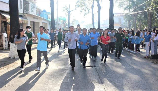 Kiên Giang không tổ chức Ngày chạy Olympic vì sức khỏe toàn dân năm 2020 - Ảnh 1.