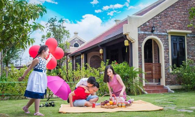 Lợi ích kép khiến gia đình đô thị thích thú với việc đầu tư second home - Ngôi nhà thứ 2 ven đô  - Ảnh 3.