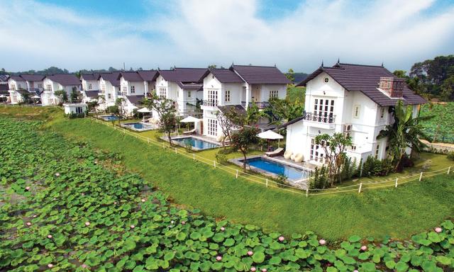 Lợi ích kép khiến gia đình đô thị thích thú với việc đầu tư second home - Ngôi nhà thứ 2 ven đô  - Ảnh 2.
