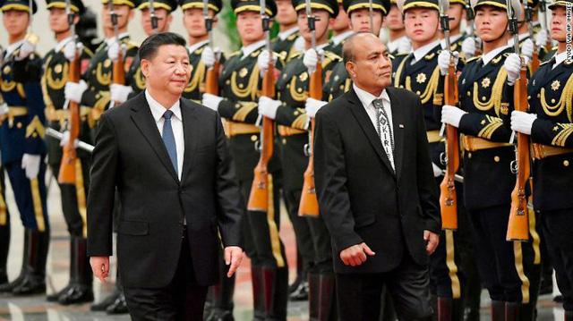 Bất chấp đại dịch để mở đại sứ quán ở đảo quốc tí hon cách xa vạn dặm, Trung Quốc làm bùng lên chạy đua địa chính trị mới? - Ảnh 2.