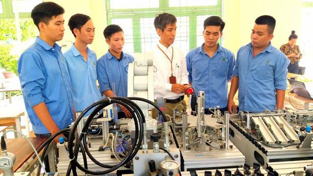 Bộ Lao động - Thương binh và Xã hội là cơ quan tổ chức lập Quy hoạch mạng lưới cơ sở giáo dục nghề nghiệp - Ảnh 1.