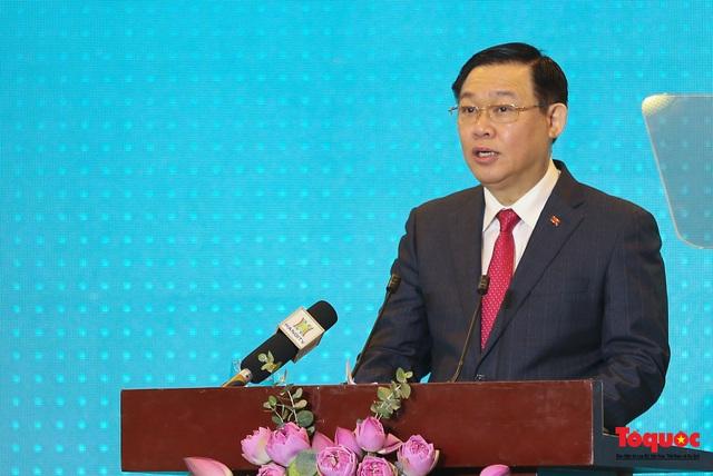 """Khai mạc Hội nghị """"Hà Nội 2020 - Hợp tác Đầu tư và Phát triển"""" - Ảnh 13."""