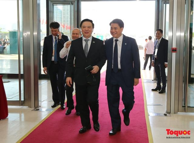 """Khai mạc Hội nghị """"Hà Nội 2020 - Hợp tác Đầu tư và Phát triển"""" - Ảnh 11."""