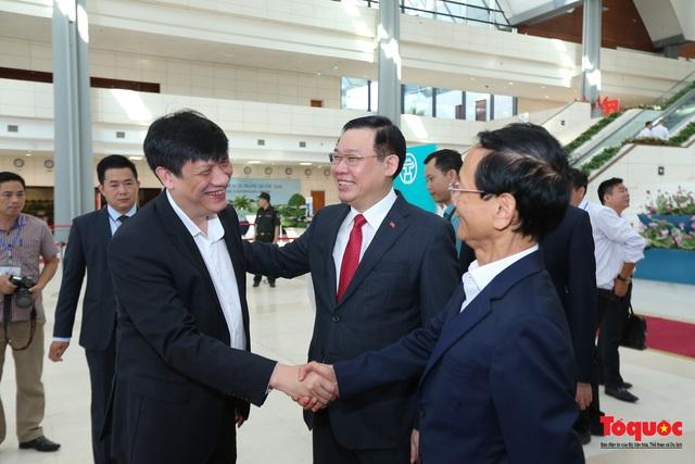 """Khai mạc Hội nghị """"Hà Nội 2020 - Hợp tác Đầu tư và Phát triển"""" - Ảnh 10."""