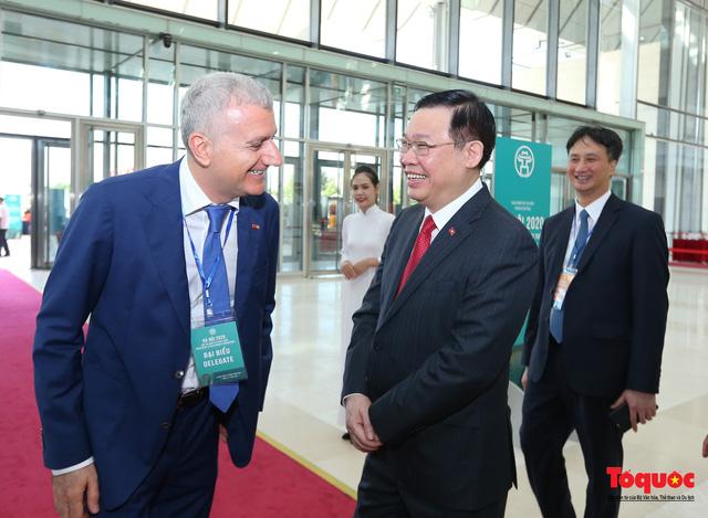 """Khai mạc Hội nghị """"Hà Nội 2020 - Hợp tác Đầu tư và Phát triển"""" - Ảnh 9."""