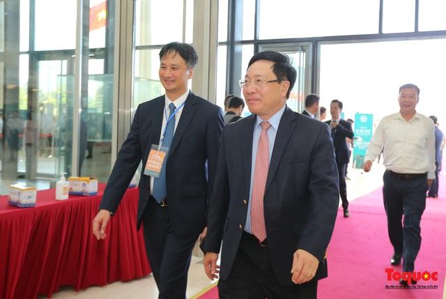 """Khai mạc Hội nghị """"Hà Nội 2020 - Hợp tác Đầu tư và Phát triển"""" - Ảnh 6."""