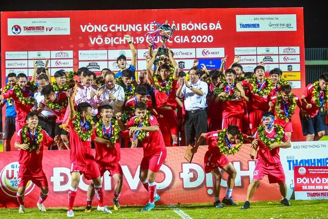 VFF lên tiếng sau nghi vấn gian lận cầu thủ của U19 PVF - Ảnh 1.