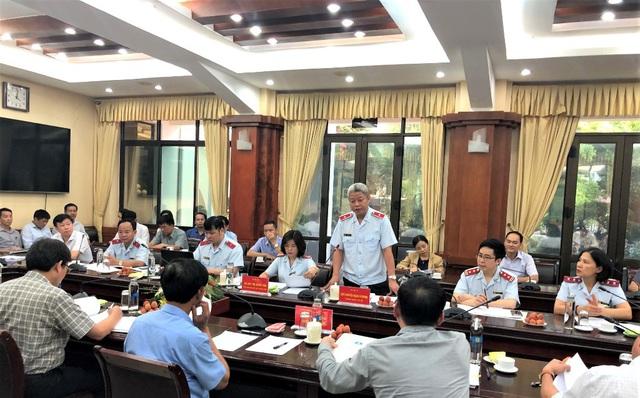 Bộ Nội vụ thanh tra tại 29 đơn vị sự nghiệp công lập trực thuộc Bộ NNPTNT - Ảnh 1.