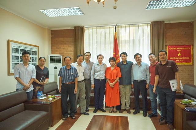 Thứ trưởng Tạ Quang Đông: Nâng cao chất lượng, tăng cường quảng bá các chương trình nghệ thuật - Ảnh 1.