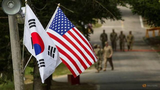 Mỹ - Hàn đạt được thỏa thuận tạm thời, hướng tới đột phá về chia sẻ chi phí quân sự - Ảnh 1.