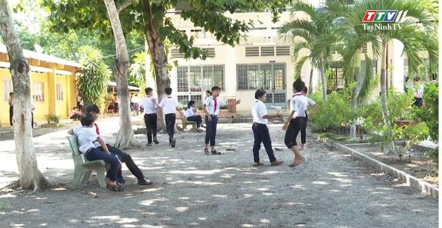 Tạm đình chỉ thầy giáo dâm ô 4 nam sinh ở Tây Ninh - Ảnh 1.