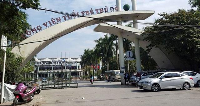 UBND thành phố Hà Nội: Vẫn chưa thể xử lý dứt điểm các vấn đề liên quan đến Công viên Tuổi trẻ - Ảnh 1.