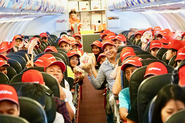 Bảo vệ hành tinh xanh, bay nhanh cùng Vietjet: Bay khắp Việt Nam với vé 0 đồng - Ảnh 1.