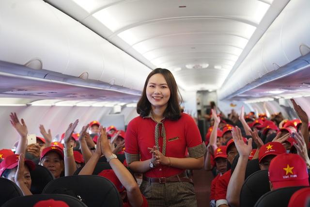 Bảo vệ hành tinh xanh, bay nhanh cùng Vietjet: Bay khắp Việt Nam với vé 0 đồng - Ảnh 2.