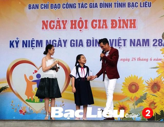 Bạc Liêu, Bình Dương, Cà Mau hưởng ứng Ngày Gia đình Việt Nam 28/6 - Ảnh 1.