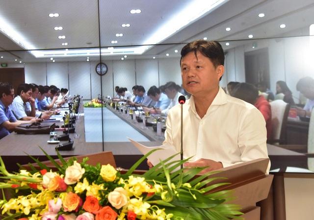 Đảng bộ Hà Nội tập trung thảo luận xem xét nhiều nội dung quan trọng - Ảnh 5.
