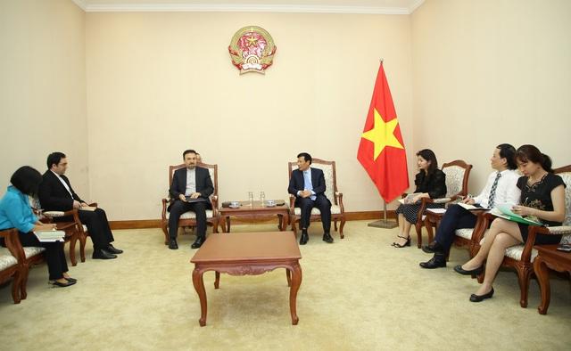 Iran đánh giá cao vai trò của Việt Nam trong quan hệ hợp tác - Ảnh 1.