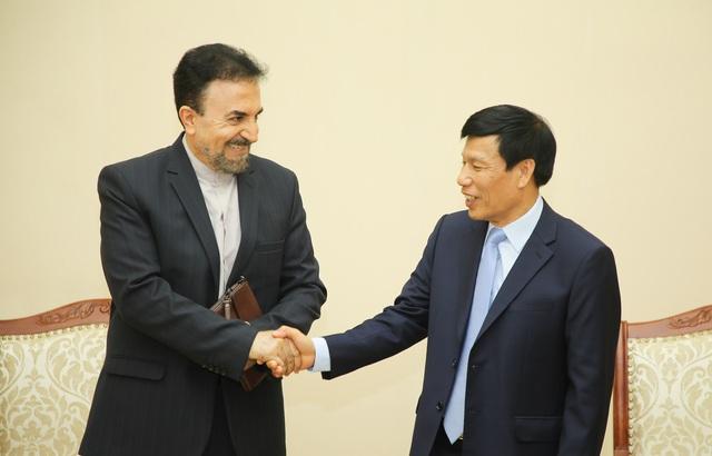 Iran đánh giá cao vai trò của Việt Nam trong quan hệ hợp tác - Ảnh 2.